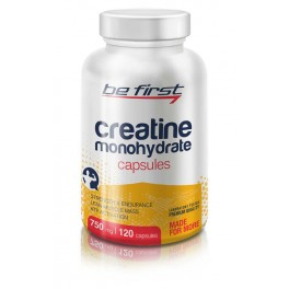 Be first Creatine 120 капс
